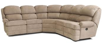 Big Joe Bean Bag Sofa Transitional 5 Piece Reclining Sectional Sofa With Small Rolled