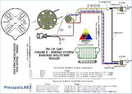 trailer wiring diagram 6 way to 7 5 wire pin net inside how