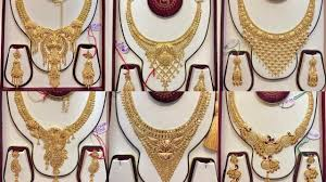 gold set for marriage bridal necklace set wedding necklace gold necklaces for
