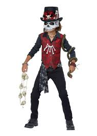 scary costume scary voodoo boys costume scary costumes new for 2017