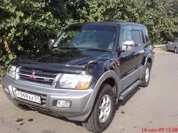 2001 mitsubishi pajero pictures 3 2l diesel automatic for sale