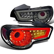 spec d tail lights amazon com spec d tuning lt frs12gled tm subaru brz toyota 86 scion