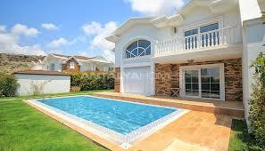 Villen Kaufen Luxusvillen In Der Türkei Antalya Mit Eigenem Schwimmbad