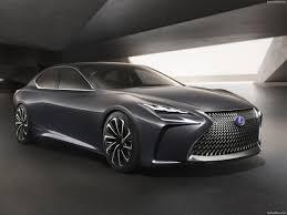 lexus cars 2015 lexus lf fc concept 2015 pictures information u0026 specs