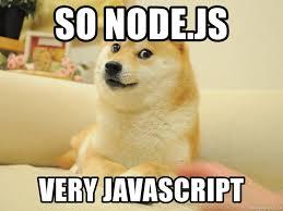 Meme Generator Javascript - so node js very javascript so doge meme generator