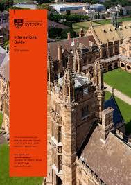 undergraduate academic requirements the university of sydney