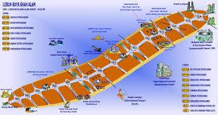 kesas lebuhraya shah alam e5 malaysia airport klia2 info