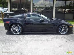 corvette zr1 black 2010 chevrolet corvette zr1 in black 800269 jax sports cars