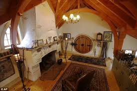 real hobbit house the hobbit real life shire house built by tolkein fan in