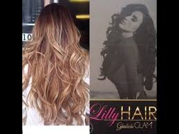 lilly hair extensions bellami lilly hair review how to cut dye apply