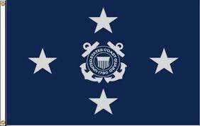 Admirals Flag Us Coast Guard Flags Coast Guard Ensign Flags Coast Guard Flags