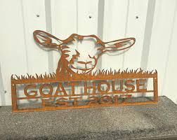 Goat Decor Goat Decor Etsy