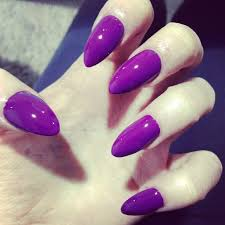 what your nails say about you stylecaster