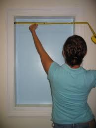 Measuring Window For Blinds Buy Rite Blinds Measuring Inside Mount For Horizontal Blinds