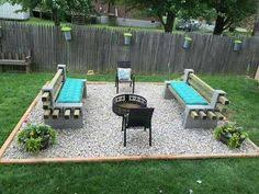 Firepit Designs 15 Outstanding Cinder Block Pit Design Ideas For Outdoor