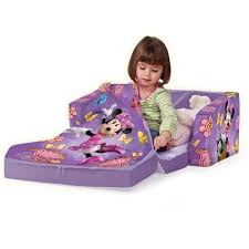 mickey mouse clubhouse flip open sofa with slumber marshmallow fun furniture flip open sofa with slumber disney s