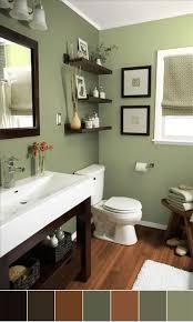 Rustic Bathroom Colors Small Bathroom Color Scheme Ideas No Matter What Color Scheme