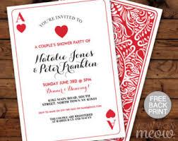 wedding invitations las vegas las vegas wedding invitations etsy