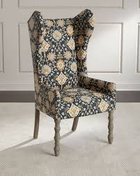wingback chair horchow com