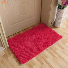 Non Skid Bath Rugs Popular Microfiber Chenille Bath Rug Buy Cheap Microfiber Chenille