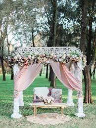 mariage boheme chic idées de décoration pour mariage thème bohème
