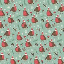luxury christmas wrapping paper retro vintage robin luxury christmas wrapping paper 2 free