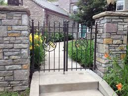 Rod Iron Home Decor Wrought Iron Fences In St Paul Lakeville Woodbury Twin Cities
