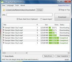 youtube downloader free youtube video downloader video downloader 1076 websites free over 1076 video sites