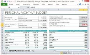 Excel Home Finance Template Home Budget Worksheet 17 Best Ideas About Household Budget