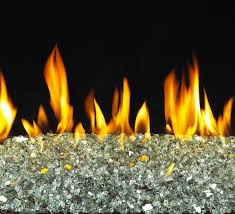 interior fireplaces with glass rocks regarding greatest gndc33