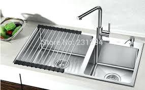 kitchen sink drainer kitchen sink with dish drainer american standard kitchen sink dish