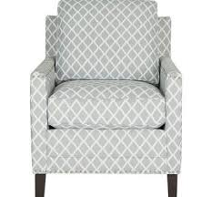 White Accent Chair Living Room Upholstered Grey And White Accent Chair Gray Chairs
