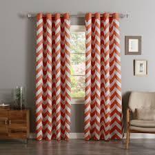 Burnt Orange Sheer Curtains Burnt Orange Sheer Curtains Wayfair