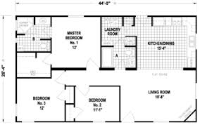 Double Wide Floor Plans With Photos Double Wide Mobile Homes Factory Expo Home Center