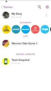 snapchat apk file snapchat 10 25 7 0 beta for android