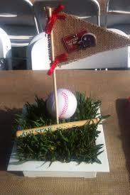 baseball centerpieces baseball themed baby shower centerpieces baby shower diy