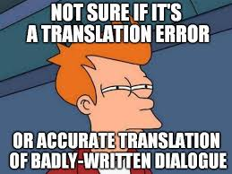 Meme Translation - can you relate to this one translation memes jokes http ift