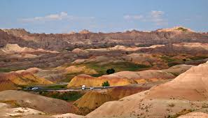 South Dakota national parks images The contrasts of badlands national park in south dakota family jpg