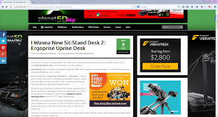 Sit Stand Desk Reviews by Ergoprise Google