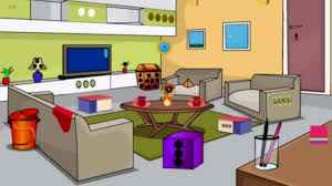 escape from light livingroom play the game online