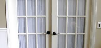 french door window treatments patio door window treatments