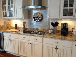 Cabinet And Countertop Combinations Kitchen Backsplash Backsplash With White Cabinets Black Kitchen