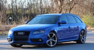 audi a4 the last audi a4 wagon is now temptingly cheap