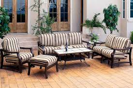 Stackable Patio Furniture Set Outdoor Patio Conversation Sets Outdoorlivingdecor