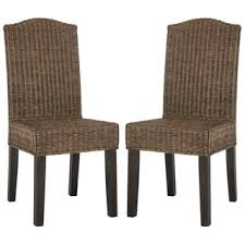 wicker kitchen furniture rattan dining room kitchen chairs shop the best deals for nov