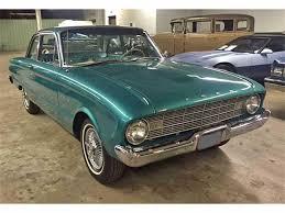 1960 Ford Falcon Interior 1960 Ford Falcon For Sale