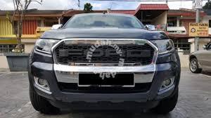 ford ranger 2015 grill facelift front grille car