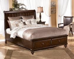 bedroom furniture luxury bedding exclusive dark brown