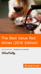 the best value red wines 2016 edition