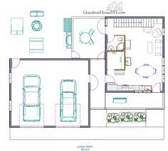 Free Home Plan Free House Plan With A Great Back Deck And A Deluxe Master